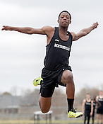 Track: Tiger Relays at Bentonville High School
