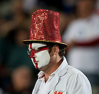 Rugby World Cup Auckland England v Scotland  Pool B 01/10/2011.England Fan.Photo  Frey Fotosports International/AMN Images