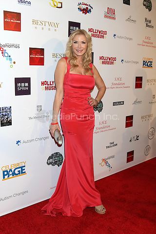 HOLLYWOOD, CA - FEBRUARY 26: Katherine Kelly Lang at the Style Hollywood Oscar Viewing Party at the Hollywood Museum in Hollywood, California on February 26, 2017. Credit: David Edwards/MediaPunch