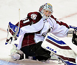 2009-10-15 NHL: Avalanche at Canadiens
