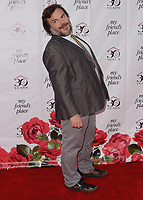 HOLLYWOOD, CA - APRIL 7:  Jack Black at the My Friend's Place 30th Anniversary Gala at the Hollywood Palladium on April 7, 2018 in Hollywood, California. (Photo by Scott KirklandPictureGroup)
