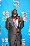 "Porgy and Bess' Phillip Boykin on red carpet and after party of  Broadway's ""Vanya and Sonia and Masha and Spike"" which had its opening night on March 14, 2013 at the Golden Theatre, New York City, New York.  (Photo by Sue Coflin/Max Photos)"