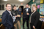 Guilford Green hosts the Friendship Fund Drive Kickoff at Youth Focus Shelter on Tuesday, December 2, 2014. The fund supports the Youth Focus Shelter to fight their youth facing homelessness. (Photo by Artisan Image, Inc.)