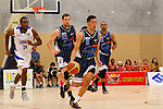 Fico Finance Nelson Giants v Pacific Jewellers Wellington Saints, 04 April 2014, Saxton Stadium, Nelson, New Zealand<br /> Photo: Marc Palmano/shuttersport.co.nz