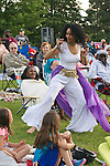 The New Jersey Arts Incubator kicked off its 2014 summer season at the Oskar Schindler Performing Arts Center in West Orange with its annual summer solstice celebration. The event featured performances by Ty Stephens, Freespace Dance, Mark Woods, Lynette Sheard and the Center for Spiritual Living of North Jersey's One Voice choir.