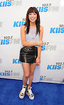 CARSON, CA - MAY 12: Carly Rae Jepsen attends 102.7 KIIS FM's Wango Tango at The Home Depot Center on May 12, 2012 in Carson, California.