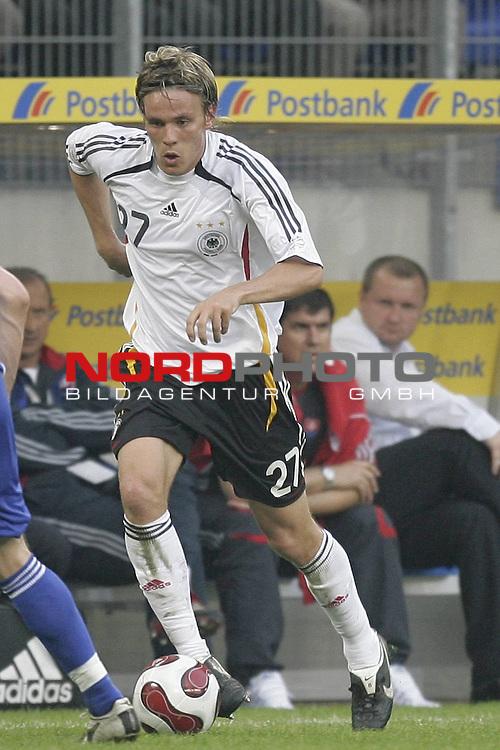 Qualifikation  EM 2007 Gruppe: D<br /> <br /> Deutschland (GER) - Slowakei ( SVK ) 2:1<br /> <br /> <br /> Clemens Fritz <br /> Foto &copy; nordphoto <br /> <br /> <br /> <br />  *** Local Caption ***