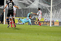 but rennes - Ochoa Ajaccio .Football Calcio 2012/2013 Ligue 1.Francia.Foto Panoramic / Insidefoto .ITALY ONLY