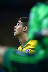 Oscar (BRA),<br /> JULY 8, 2014 - Football / Soccer : FIFA World Cup 2014 semi-finals match between Brazil 1-7 Germany at Mineirao stadium in Belo Horizonte, Brazil.<br /> (Photo by FAR EAST PRESS/AFLO)