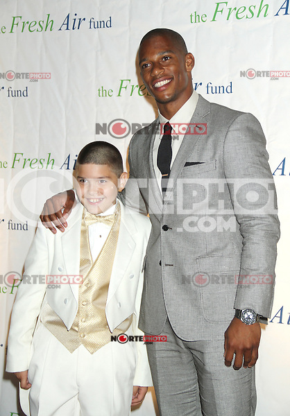 May 31, 2012 Victor Cruz at the 2012 Fresh Air Fund Spring Benefit: Salute To American Heroes. Pier Sixty at Chelsea Piers in New York City. © RW/MediaPunch Inc.