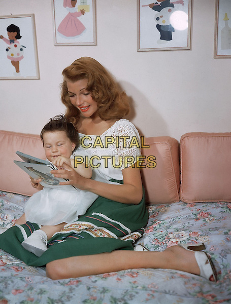 Rita Hayworth.*Filmstill - Editorial Use Only*.CAP/PLF.Supplied by Capital Pictures.