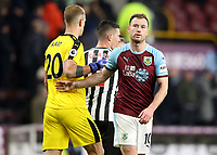 Burnley's Ashley Barnes at the end of todays match<br /> <br /> Photographer Rachel Holborn/CameraSport<br /> <br /> The Premier League - Burnley v Newcastle United - Monday 26th November 2018 - Turf Moor - Burnley<br /> <br /> World Copyright &copy; 2018 CameraSport. All rights reserved. 43 Linden Ave. Countesthorpe. Leicester. England. LE8 5PG - Tel: +44 (0) 116 277 4147 - admin@camerasport.com - www.camerasport.com