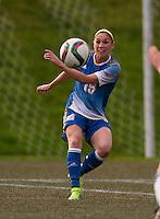2015.10.24 UBC Women's Soccer vs. Trinity Western