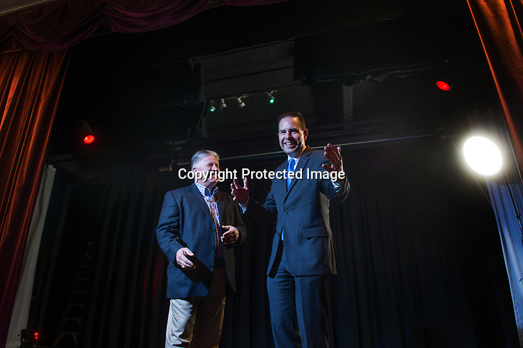 The City of Marysville has restored the historic Marysville Opera House, under the leadership of Parks Director Jim Ballew and Mayor Jon Nehring. Photo by Daniel Berman