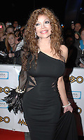 Glasgow Mobo Awards ....Latoya Jackson  arrives on the red carpet.......