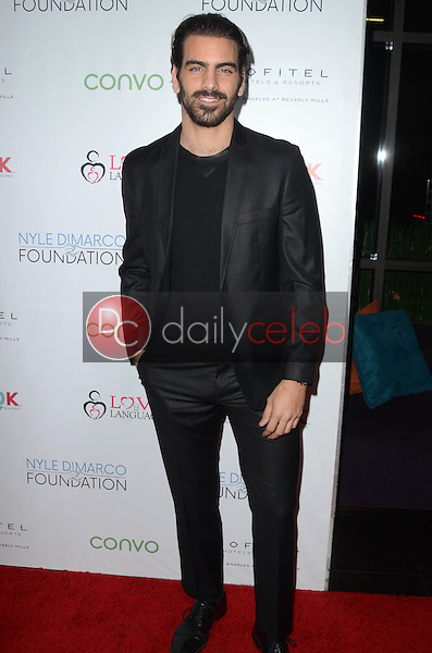 Nyle DiMarco<br /> at the Nyle DiMarco Foundation Love & Language Kickoff Campaign 2016, Sofitel Hotel, Beverly Hills, CA 11-29-16<br /> David Edwards/DailyCeleb.com 818-249-4998