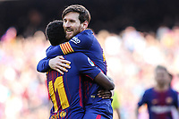 2018.03.18 La Liga FC Barcelona VS Athletic Club