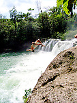 that's me!<br /> rio blanco, belize