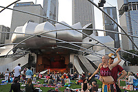 Millennium Park, Chicago (USA)