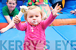Kate Daly from Mitchells Avenue Tralee enjoying the 25th Anniversary Crag Caves Fun Day in Castleisland on Sunday