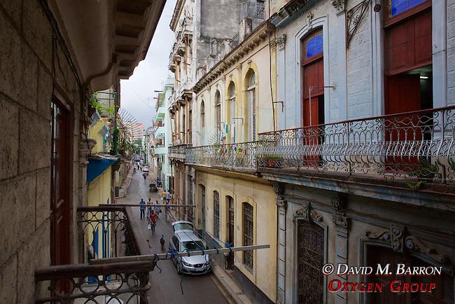 View Of Old Havana