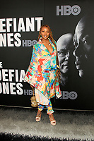 "LOS ANGELES - JUN 22:  Eva Marcille at ""The Defiant Ones"" HBO Premiere Screening at the Paramount Theater on June 22, 2017 in Los Angeles, CA"