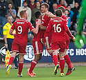 Dundee FC v Aberdeen FC 4th October 2014