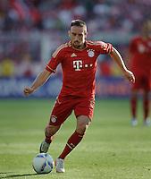 Fussball Bundesliga Saison 2011/2012 Vorbereitung FC Carl Zeiss Jena - FC Bayern Muenchen Franck RIBERY (FC Bayern).