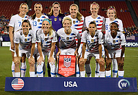 USWNT vs Jamaica, October 14, 2018