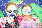 Enjoying the Killarney rugby club fun day on Sunday were Michaela and Rebeckah Bruton.   Copyright Kerry's Eye 2008