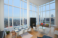 Living Room at 325 Fifth Avenue