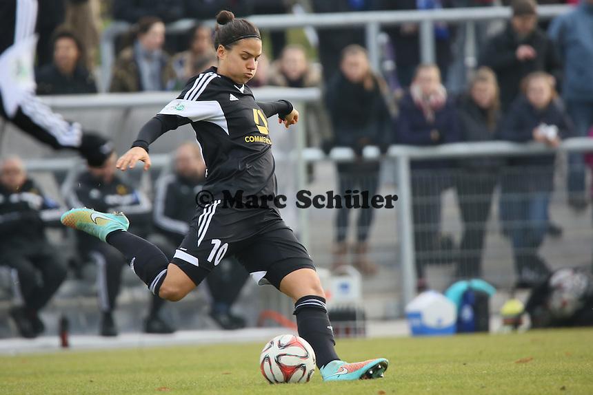 Dzsenifer Marozsan (FFC) - 1. FFC Frankfurt vs. FC Bayern Muenchen, Stadion am Brentanobad
