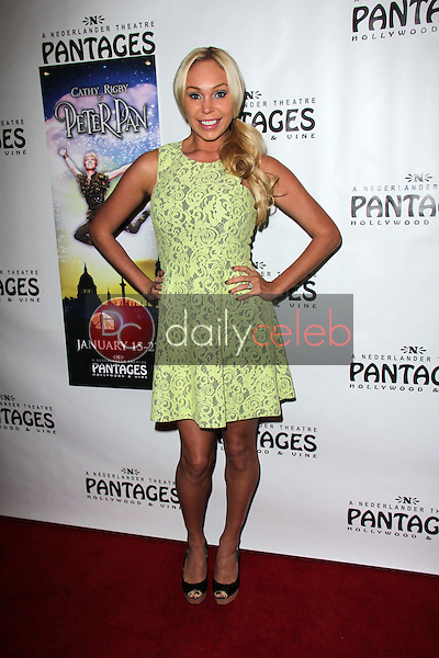 Mary Carey<br /> at the &quot;Peter Pan&quot; Opening Night, Pantages, Hollywood, CA 01-15-13<br /> David Edwards/DailyCeleb.com 818-249-4998