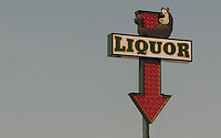 Paul's Ponderosa Liquor in Dickinson, ND.