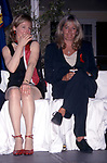 Donna Hanover and Penny Marshall attendsThe Crystal Apple Awards at Gracie Mansion on June 13, 1996 in New York City.