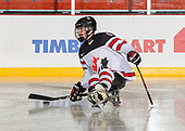 St. John's, NL - Dec 1 2019: Game 2 - Canada vs Czech Republic at the 2019 Canadian Tire Para Hockey Cup at the Double Ice Complex in Paradise, Newfoundland, Canada. (Photo by Matthew Murnaghan/Hockey Canada)