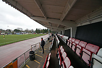 General view during during Hornchurch vs Merstham, BetVictor League Premier Division Football at Hornchurch Stadium on 15th February 2020
