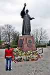 Statue of Pope John Paul II, Czestochowa, Poland