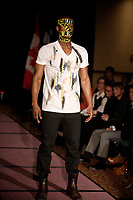 Montreal,(Qc) CANADA - March 26 2011 - SOS JAPAN - The fashion show hosted by Angelo Cadet and featuring clothes by Takaaki Kubo (Stunn Men),<br /> Dinh Ba (Dinh Ba Design), Edwin &amp; Peter (EDNP), Jessica Simon (JSI) , Anne DeShalla. <br /> Montreal,(Qc) CANADA - March 26 2011 - SOS JAPAN - The fashion show hosted by Angelo Cadet and featuring clothes by Takaaki Kubo (Stunn Men),<br /> Dinh Ba (Dinh Ba Design), Edwin &amp; Peter (EDNP), Jessica Simon (JSI) , Anne DeShalla. <br /> <br /> In photo : clothes by Jessica Simon (JSI)