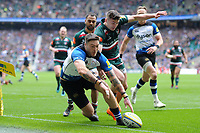 The Clash : Bath Rugby v Leicester Tigers