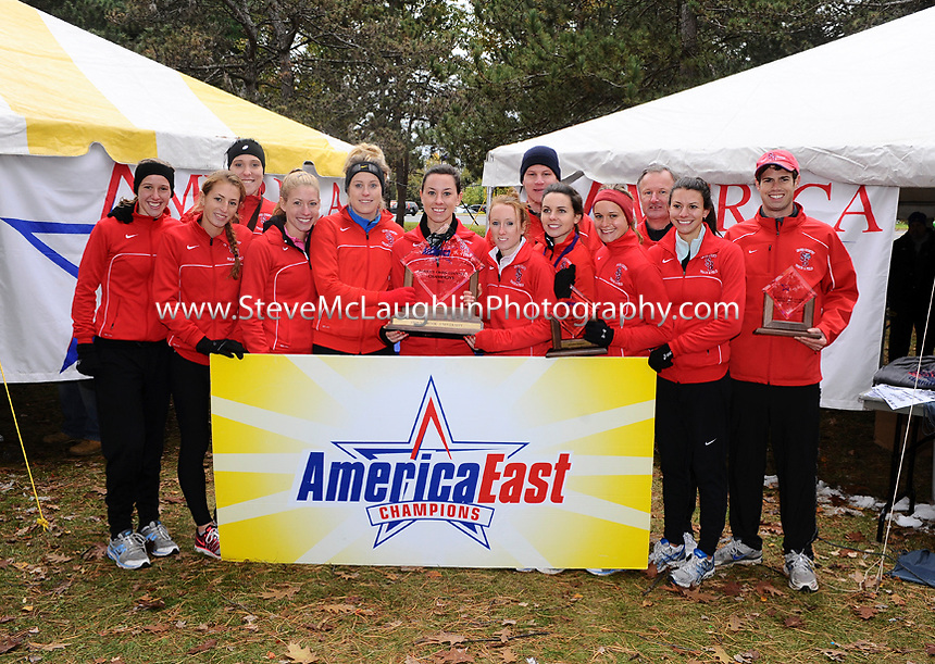 America East Cross Country Championships 2011