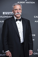 "Chase Carey attends the gala night for official presentation of the Presentation of the Pirelli Calendar 2019 ""The cal"" held at the Hangar Bicocca. Milan (Italy) on december 5, 2018. Credit: Action Press/MediaPunch ***FOR USA ONLY***"