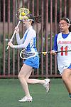 Santa Barbara, CA 02/19/11 - Amanda Martin (UCLA #26) and Amira El-Behiri (Florida #11) in action during the UCLA-Florida game at the 2011 Santa Barbara Shootout.