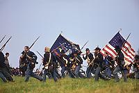 Historic Battle of Perryville reenactment, Perryville, Kentucky