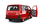 Car images of 2016 Volkswagen Transporter - 5 Door Passenger Van Doors