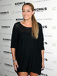 Lauren Conrad at The LC Lauren Conrad for Kohl's Launch Party  on Melrose Place in West Hollywood, California on October 01,2009                                                                   Copyright 2009 DVS / RockinExposures