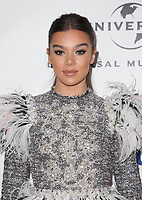 LOS ANGELES, CA - FEBRUARY 10: Hailee Steinfeld at theUniversal Music Group Grammy After party celebrating th  61st Annual Grammy Awards at tThe Row  in Los Angeles, California on February 10, 2019. Credit: Faye Sadou/MediaPunch