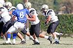Culver City, CA 09/17/09 - Sammy Brown (#35)