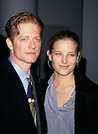 "Eric Stoltz & Bridget Fonda at the opening night of ""Three Sisters"" at the Roundabout Theatre on February 13th, 1997."
