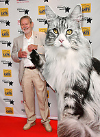 Paul Copley<br /> Cats Protection's National Cat Awards, held by the Cats Protection celebrating feline tales of courage, promote benefits of cat adoption. The Savoy Hotel, London, England on August 02, 2018.<br /> CAP/JOR<br /> &copy;JOR/Capital Pictures